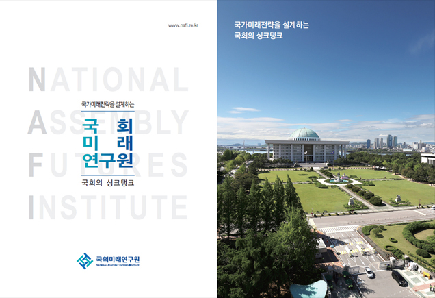 National Assembly Futures Institute Brochure image